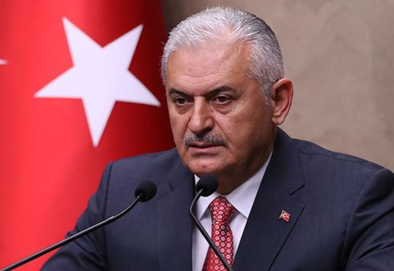 Премьер Турции о строительстве совместного с Азербайджаном логистического центра в Карсе