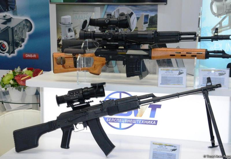 Азербайджан продемонстрирует оборонную продукцию во Франции