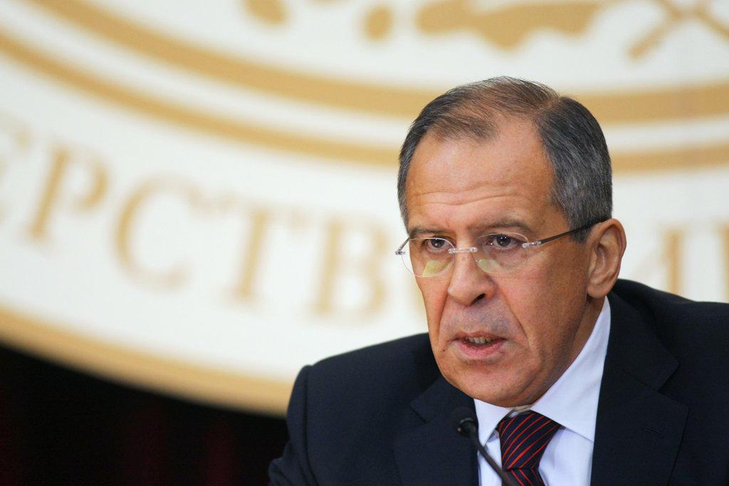 Лавров разразился критикой после переговоров с Волкером