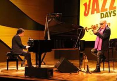 """В Центре мугама в рамках проекта Baku Summer Jazz Days выступил французский дуэт TERRAMONDO <span class=""""color_red"""">- ФОТО</span>"""