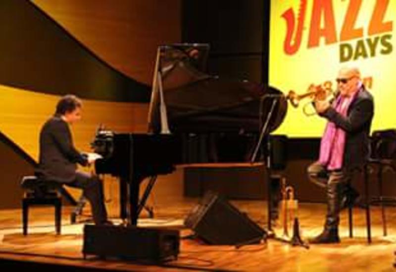 В Центре мугама в рамках проекта Baku Summer Jazz Days выступил французский дуэт TERRAMONDO