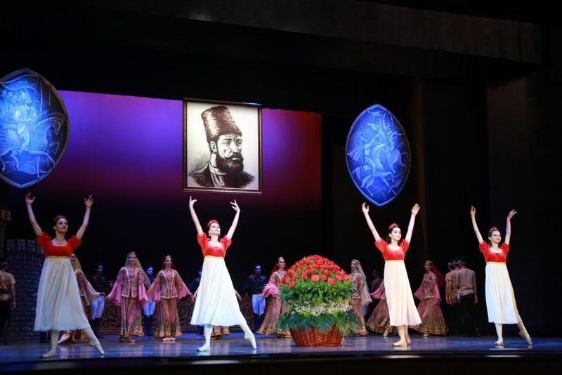 Балет «Джавад хан» - гимн героизму и таланту азербайджанского народа