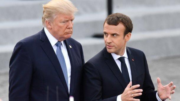 ЕС  «хуже Китая» ввопросах торговли— Трамп