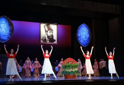 """Балет «Джавад хан» - гимн героизму и таланту азербайджанского народа <span class=""""color_red"""">- ФОТО</span>"""