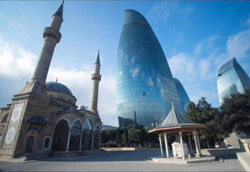 Азербайджан вошел в ТОП-15 стран популярных у российских туристов