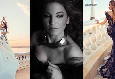 "Дизайнер Гюлюм Асадуллаева на страницах международного глянца Caprice lifestyle <span class=""color_red"">- ФОТО</span>"