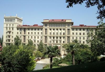 Госагентству по туризму Азербайджана передан ряд структур