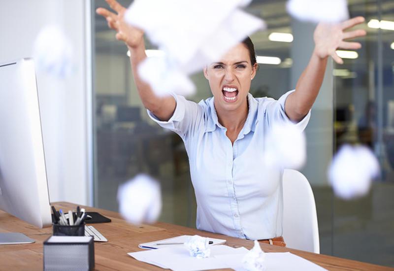 Не надо слез - Как контролировать эмоции на работе