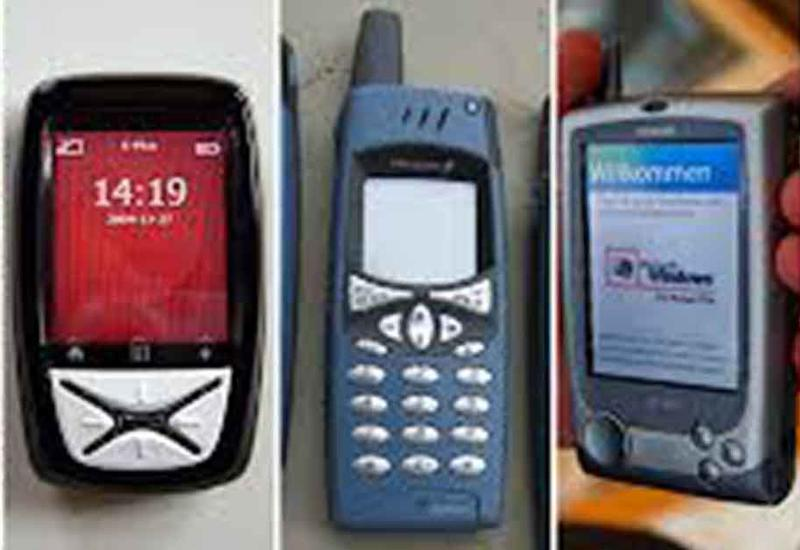 Топ-10 сенсорных телефонов до эпохи iPhone