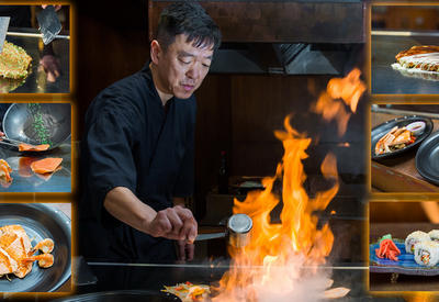 "Lady.Day.Az на кухне: Готовим в японском ресторане <span class=""color_red"">- ФОТО</span>"