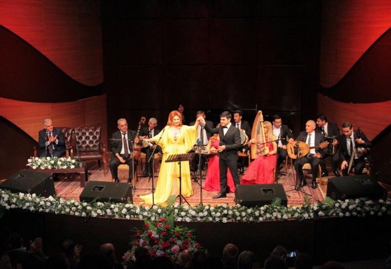 В Центре мугама состоялся концерт в честь 90-летия известного ханенде Гулу Аскерова