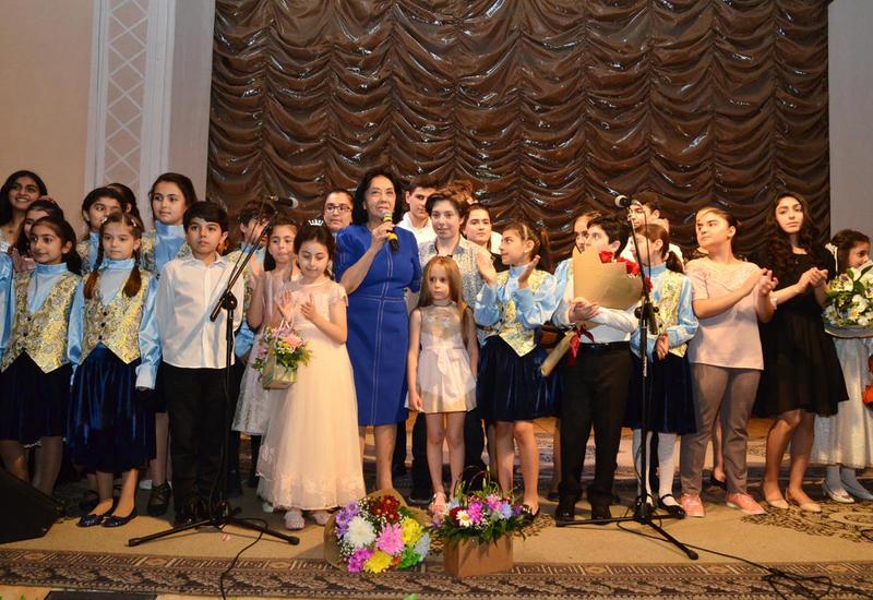 В Баку прошел концерт, посвященный памяти Рашида Бейбутова