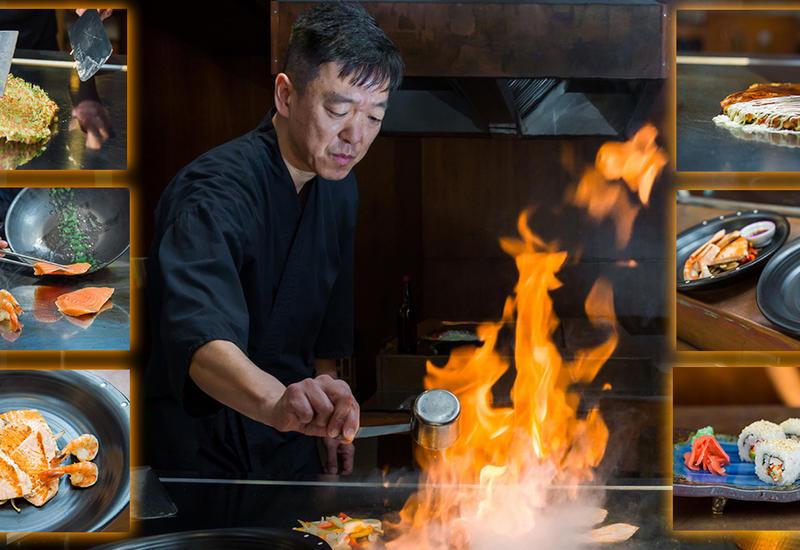 Lady.Day.Az на кухне: Готовим в японском ресторане