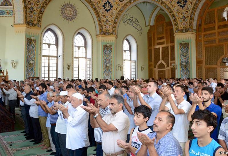 В Азербайджане будет совершен праздничный намаз в связи с праздником Рамазан