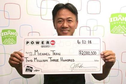 Житель америки стал миллионером после 18 лет игры влотерею