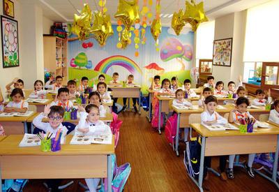 В Азербайджане прогнозируется прием в школы более 50 тыс. детей
