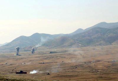 """Азербайджанская армия завершила учения <span class=""""color_red"""">- ФОТО</span>"""