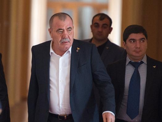 ВЕреване прошли протесты против задержания прежнего замминистра обороны Армении
