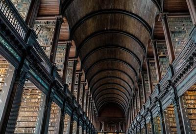 """Ученые наткнулись на таинственную библиотеку в """"Городе мертвых"""""""