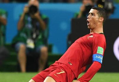 """Роналду побил прежние рекорды, став автором голов на четырех ЧМ по футболу <span class=""""color_red"""">- ВИДЕО</span>"""