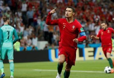 """Невероятный гол Роналду оставил Испанию без победы на ЧМ-2018 <span class=""""color_red"""">- ВИДЕО</span>"""