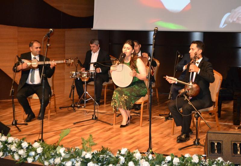 В Центре мугама прошел концерт в честь Дня национального спасения