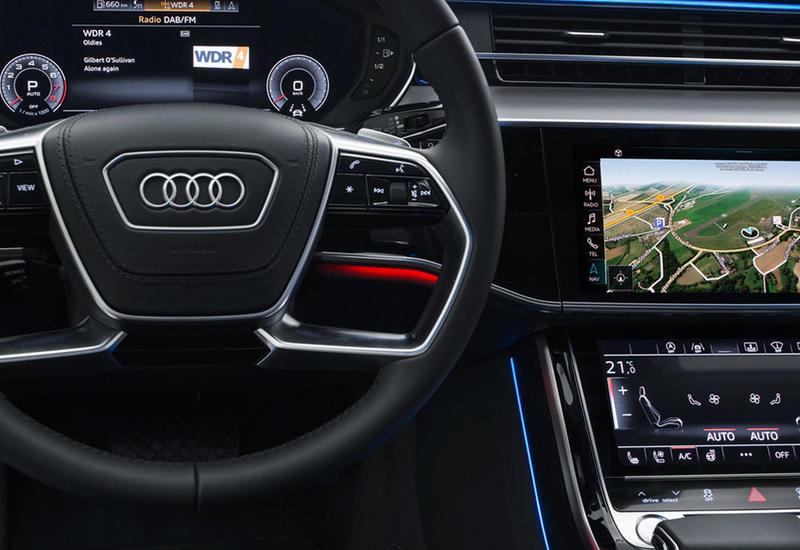 """Посчитали-прослезились: замена мультимедийной системы MMI на Audi A8 <span class=""""color_red"""">- ФОТО</span>"""