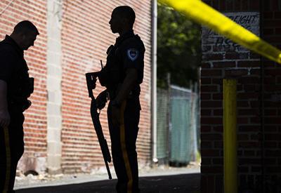 В США 20 человек получили ранения в результате стрельбы на выставке