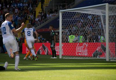 Объявлен лучший момент дня на чемпионате мира
