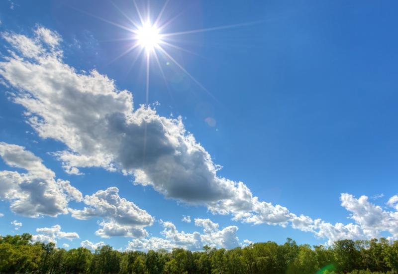 В Баку завтра сохранится солнечная погода