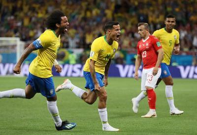 ЧМ-2018: Сборная Швейцарии отняла 2 очка у Бразилии