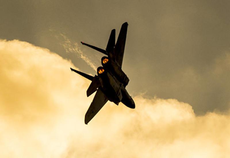 ВВС Израиля атаковали девять целей в секторе Газа