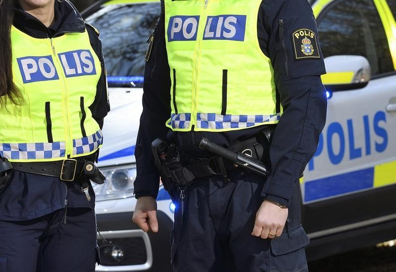 Стрельба в Швеции, есть раненые
