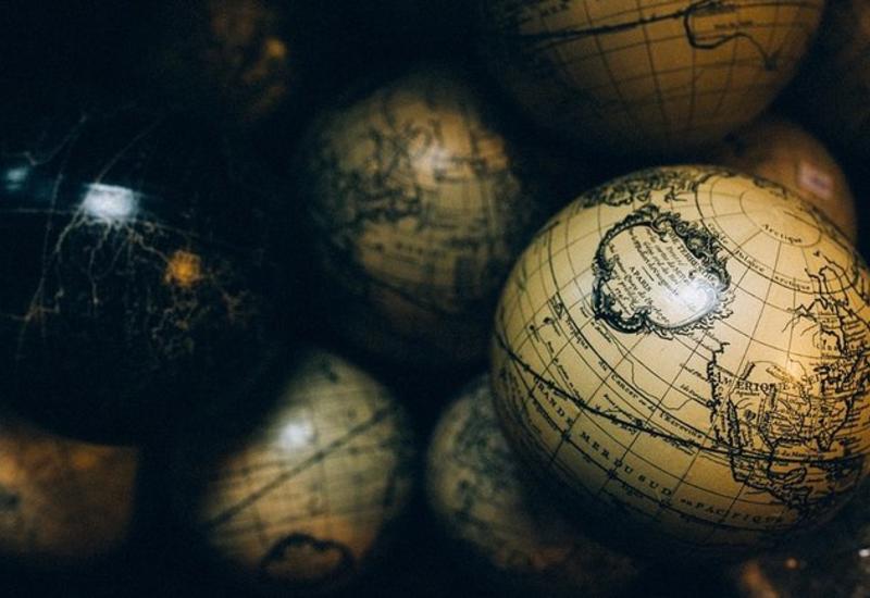 На древнем глобусе обнаружили неизвестный человечеству континент