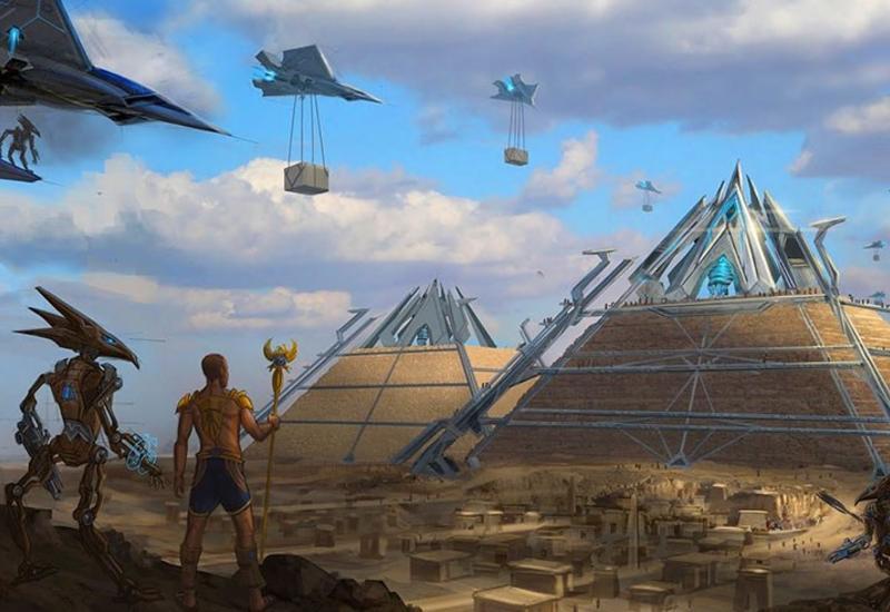 Какие цивилизации существовали на земле до людей
