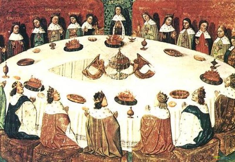 Ученые удивились многонациональности рыцарей Круглого стола