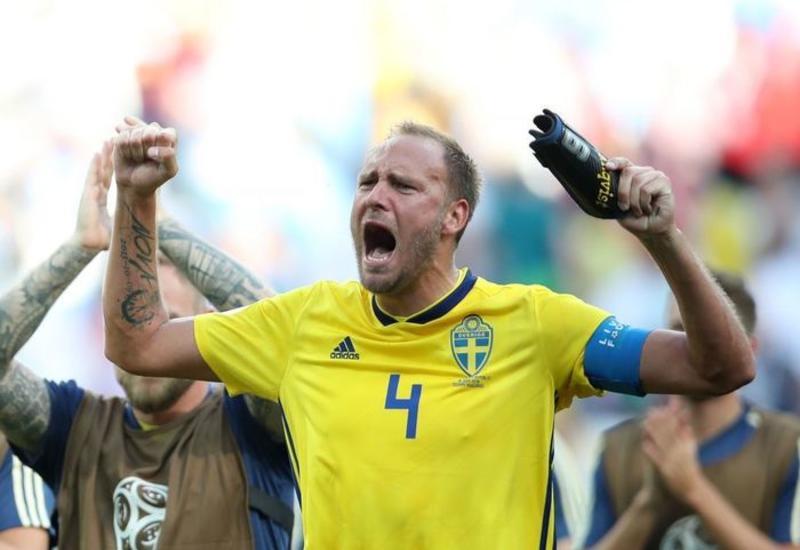 ЧМ-2018: Сборная Швеции сыграла с командой Южной Кореи