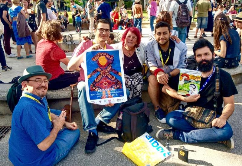 Азербайджан на Международном фестивале анимационных фильмов во Франции