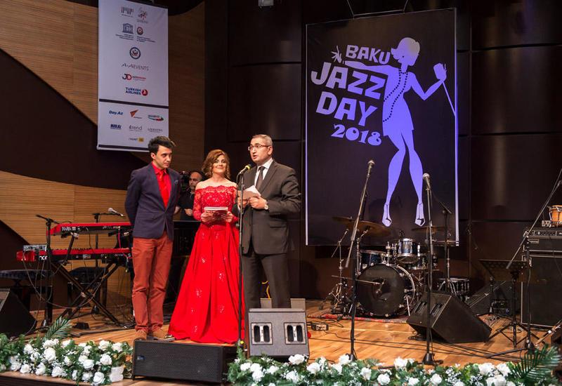 """Прошедший в Центре мугама Baku Jazz Day 2018, вызвал интерес в США <span class=""""color_red"""">- ФОТО</span>"""