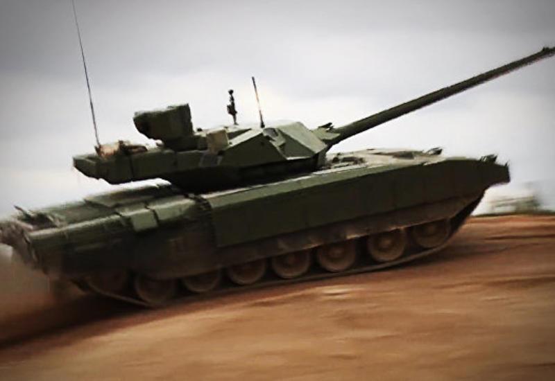 """Российский беспилотный танк получил название """"Тачанка"""""""