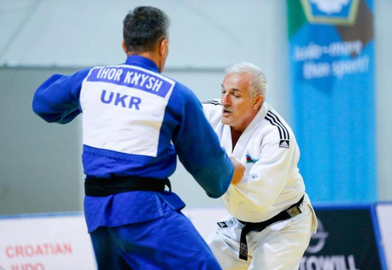 Фархад Раджабли: 40 лет отделяет мою первую медаль ЧЕ от последней на данный момент