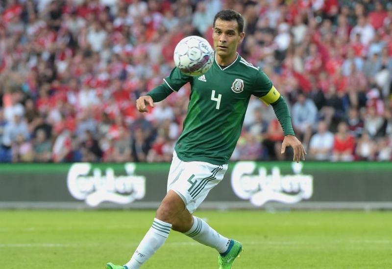 Рафаэль Маркес не сможет получить приз игрока матча ЧМ из-за санкций США