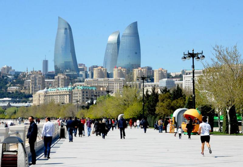 """Когда вернется жара в Баку? <span class=""""color_red"""">- ПРОГНОЗ</span>"""
