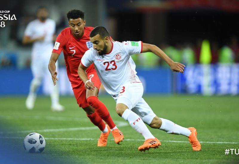 ЧМ-2018: Сборная Англии сыграла с командой Туниса