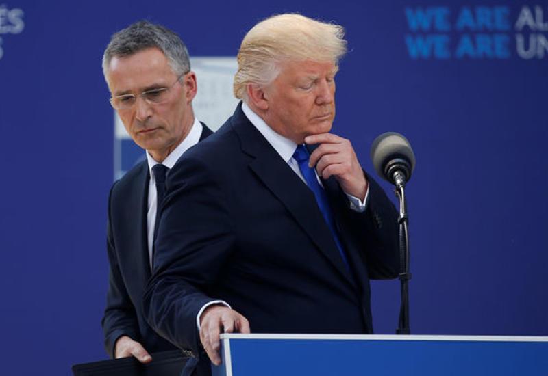 Guardian: Столтенберг предупредил о плохом будущем для НАТО