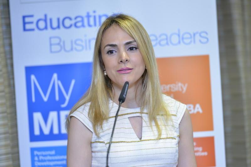 Шеффилдский университет официально представил программу Executive MBA в Азербайджане