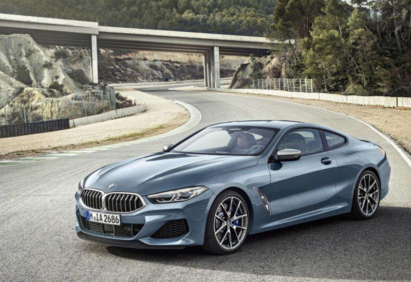 BMW представила возрожденное премиум-купе 8 серии <span class="color_red">- ФОТО</span>