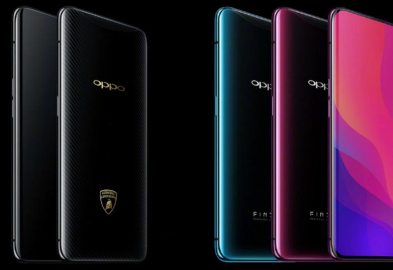 "Oppo представила самый ""безрамочный"" телефон в мире <span class=""color_red"">- ВИДЕО</span>"
