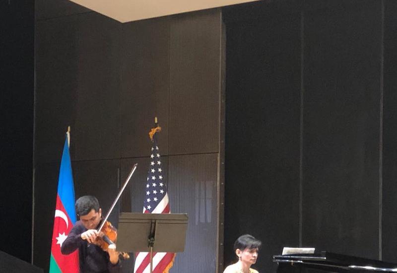 """В Нью-Йорке прошел концерт, посвященный 100-летию АДР <span class=""""color_red"""">- ФОТО</span>"""
