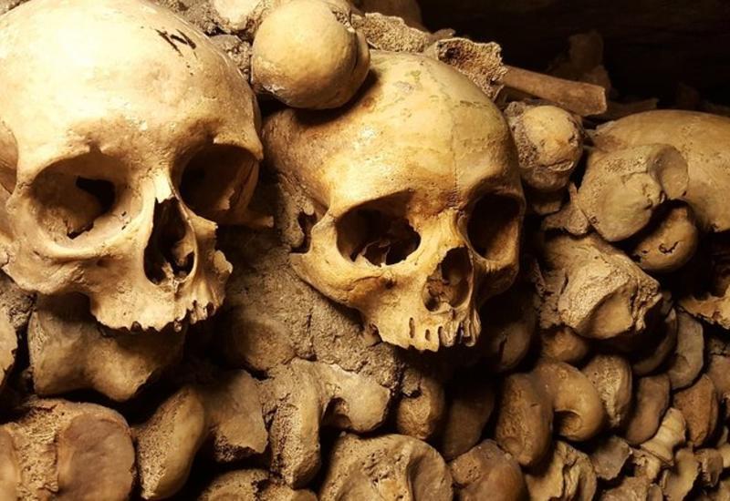 В Англии найдены следы особо жестоких убийств древних людей